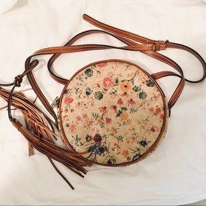 Patricia Nash Bags - NWOT Patricia Nash leather Prairie Rose bag